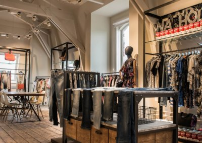 Pepe Jeans Stores