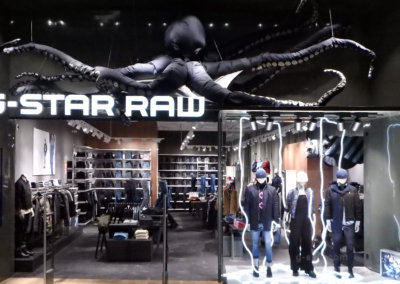 G-Star Raw Stores. Spain