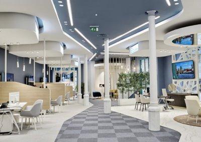 B Cruises Offices by Avoris. Barcelona. Spain