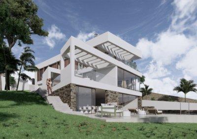 Single family Home J.U. Zahara de los Atunes. Spain