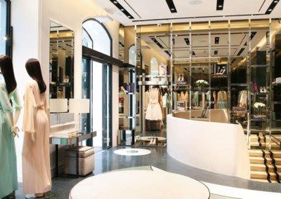 Boutique Elisabetta Franchi. Madrid