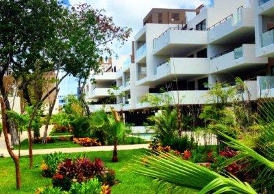 Lorena Ochoa Residences. Playa del Carmen. México